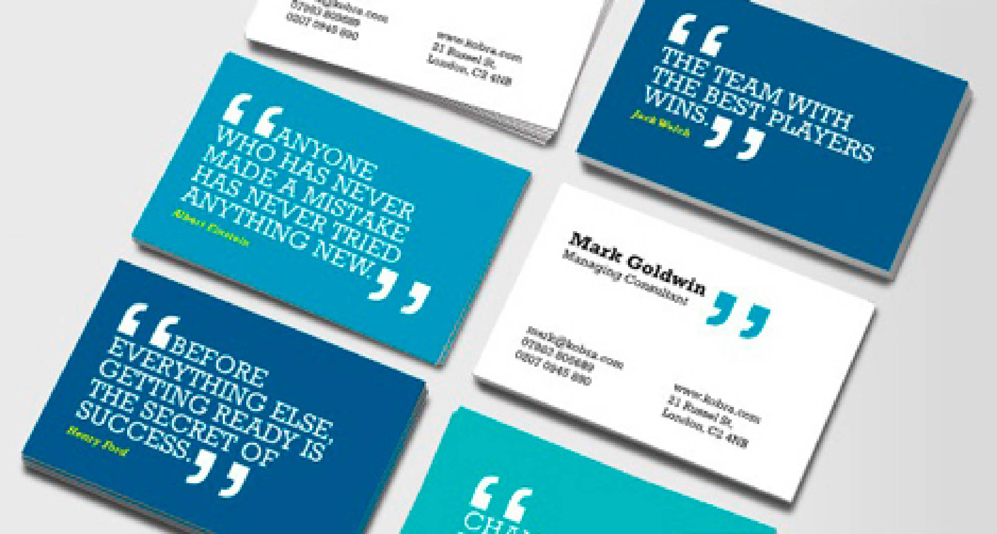 Simply The Best Business Card Printed And Delivered Any In New Zealand